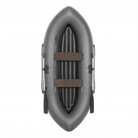 Изображение Лодка гребная Лоцман Турист 320 ВНД