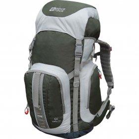 Изображение Дельта 60 V2 рюкзак туристический (Серый/олива)