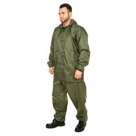 Изображение Костюм ВВЗ Склон-2 цвет Зеленый ткань Таффета (3000мм)