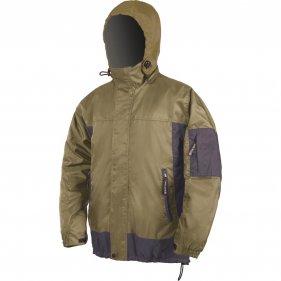 """Изображение Куртка """"Иней"""" (Серый/хаки, S/44-46)"""