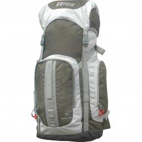 Изображение Дельта 75 V2 рюкзак туристический (Серый/олива)