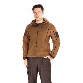 Изображение Куртка демисезонная Камелот ткань Polarfleece (Коричневый)