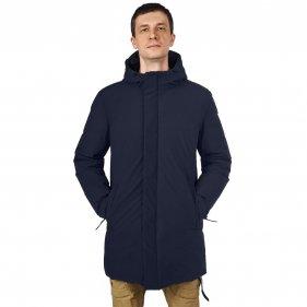 Изображение Bask Co Пальто пух ICEBERG LUX, темно-синий