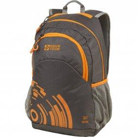 Изображение Стрэй 30 рюкзак городской (Серый/оранжевый)