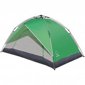 Изображение Коул 2 палатка (Зеленый/свет.серый)