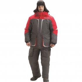 Изображение Буран V3 костюм (Серый/красный, XS)