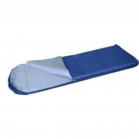 Изображение Корк +4 спальный мешок (Синий)