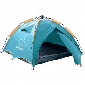 Изображение Дингл Лайт 3 палатка (Зеленый)