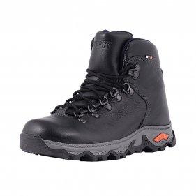 Изображение Ботинки TREK Hiking18 (шерст.мех) (Черный, 38)