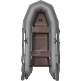 Изображение Лодка моторно-гребная ПВХ Лоцман М-290* с килем (Серый)