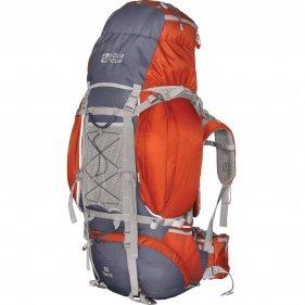 Изображение Рюкзак экспедиционный Тибет 80 V2 (Серый/терракотовый, 80)