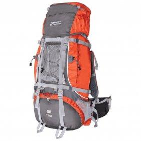 Изображение Тибет 90 рюкзак экспедиционный (Серый/терракотовый)