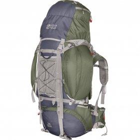 Изображение Рюкзак экспедиционный Тибет 100 V2 (Серый/зеленый)