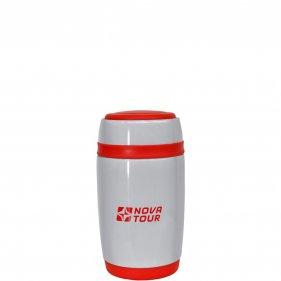Изображение Ланч 580 термос (Серый/красный)