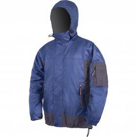 """Изображение Куртка """"Иней"""" (Серый/синий, S/44-46)"""