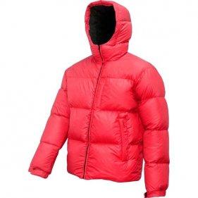 """Изображение Куртка """"Фьорд"""" пуховая (Красный, XS/42)"""