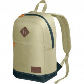 Изображение Трэйлер 18 рюкзак городской (Бежевый/темно-зеленый)