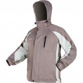 """Изображение Куртка 3 в 1 """"Эксель"""" (Серый/светлосерый, XS/42)"""