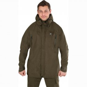 Изображение Коаст куртка рыболовная (Хаки, XS)