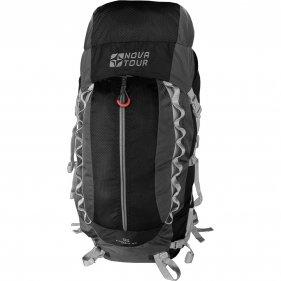 Изображение Рюкзак экспедиционный Кондор 95 V2 (Серый/черный)