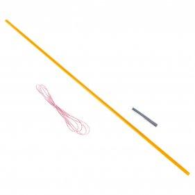 Изображение Комплект для дуг фиберглас D 11 mm V2 (Желтый)