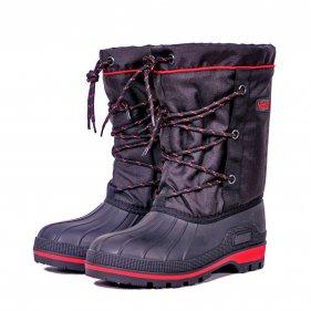 Изображение Бахилы для охотников из ТЭП Nordman New Red (шнурки) ОХ-14 О 2.14 (Черный, 42)
