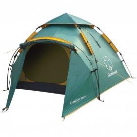 Изображение Каслрей 4 палатка (Зеленый)