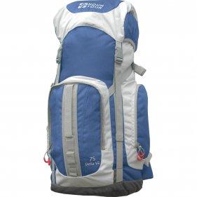 Изображение Дельта 75 V2 рюкзак туристический (Серый/синий)