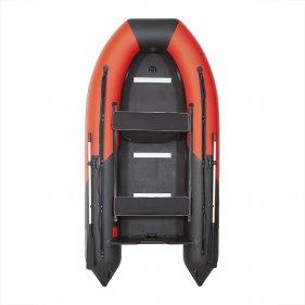 Изображение Лодка моторная ПВХ Лоцман М350 (Красный/Черный)