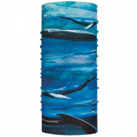 Buff бандана National Geographic CoolNet UV+Blue Whale