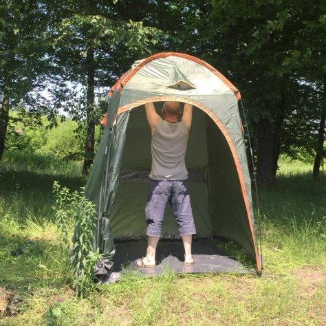 Totem палатка душ/туалет Privat (V2)