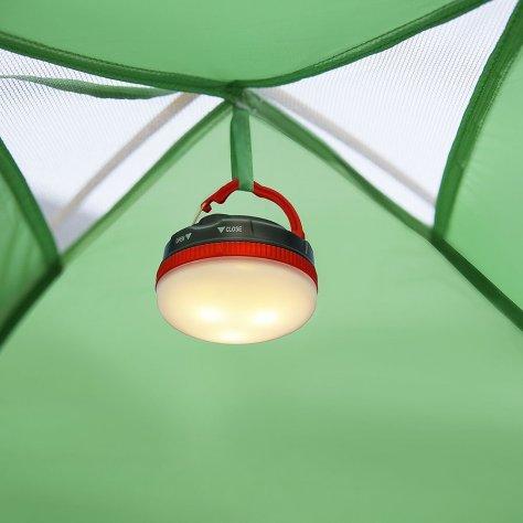 Палатка однослойная с тамбуром Моби 2 плюс