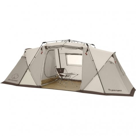 Палатка двухкомнатная автоматическая Виржиния 6 Квик
