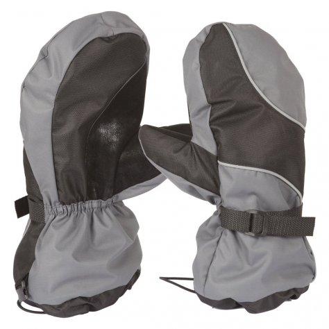 Рукавицы Siberia ткань Breathable (Серый/Черный)
