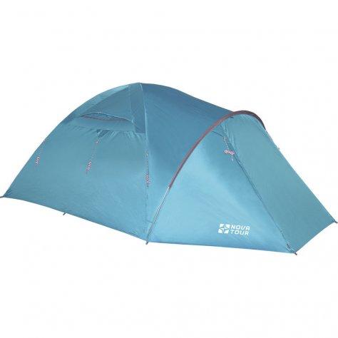 Палатка четырехместная с одним тамбуром Терра 4 v2