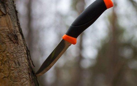 Нож Morakniv Companion F Serrated нержав.сталь