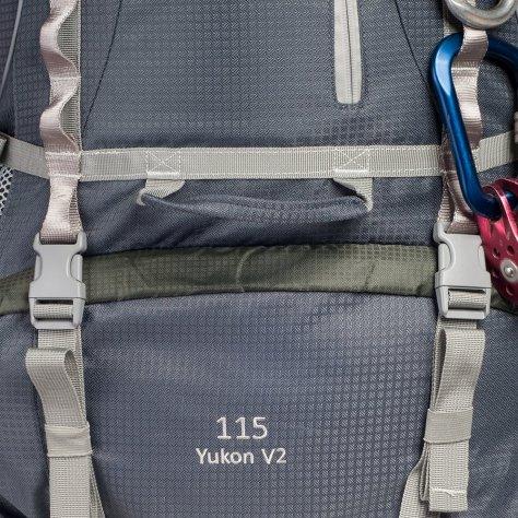 Рюкзак походный таежный Юкон 115 v2