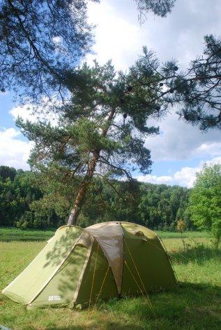 "Палатка ""Фиеста 4"""