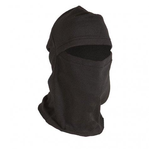 Балаклава ткань Флис (Черный)