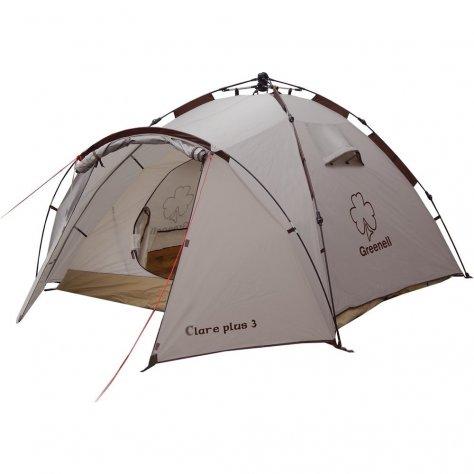 Палатка автомат трехместная Клер 3 плюс