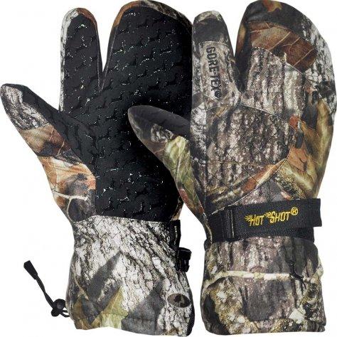 """Перчатки-варежки """"Grizzly"""" 3 в 1"""