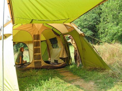"Палатка ""Фиеста 5"""