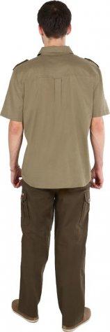 """Рубашка с коротким рукавом """"Сафари"""""""