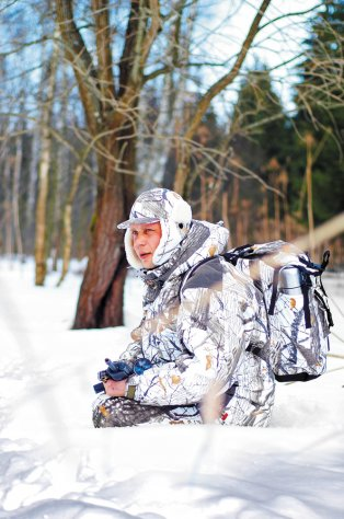 Шапка зимняя  М1