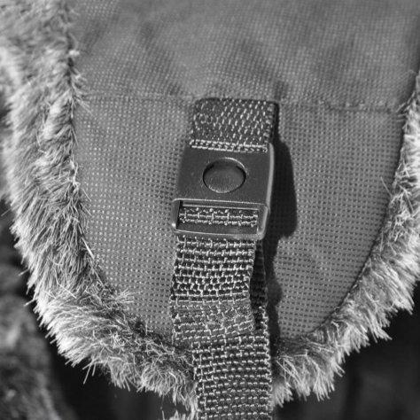 Шапка-ушанка для зимней рыбалки Тепор М V2