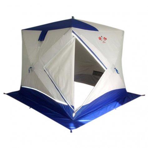 """Палатка-куб ПИНГВИН Призма """"Премиум STRONG"""" (2-сл. 225*215)"""
