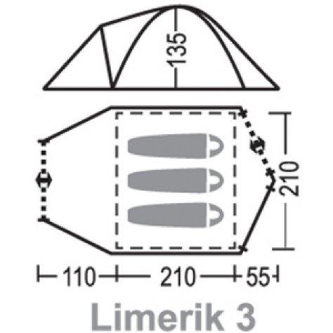 """Палатка """"Лимерик 3"""""""