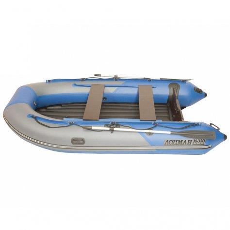 Лодка моторная килевая Лоцман М-330 НД НД