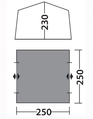 """Палатка """"Веранда v.2"""""""