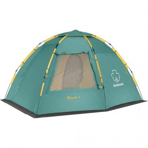 Палатка кемпинговая семейная Хоут 4 v2